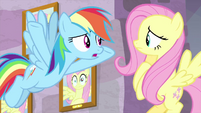 "Rainbow Dash ""what should she do?"" MLPS3"