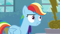 Rainbow Dash --appreciate hard work-- S6E7