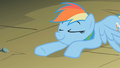 Rainbow Dash is proud S1E07.png