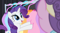 Rarity 'me too' S4E08