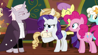 Rarity --are you sure you wouldn't-- S6E12
