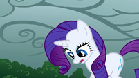 Shocked Rarity S1E8