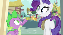 Spike -It's amazing!- S4E23