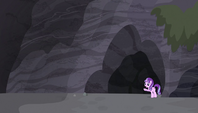 Starlight stands outside the cave S5E1