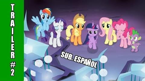 Sub. español MLP Friendship is Magic La temporada final EXCLUSIVE Official Trailer