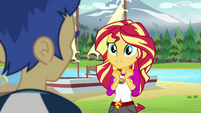 "Sunset Shimmer ""I also want to protect her"" EG4"