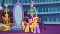 Sunset Shimmer hugging Princess Twilight EGFF.png