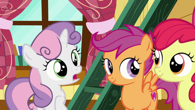 """File:Sweetie Belle """"you two can handle our client"""" S7E6.png"""