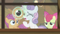 Sweetie Belle -it's not all that different- S7E21