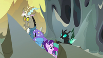 Thorax tapping on Starlight Glimmer S6E25