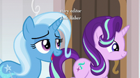 """Trixie """"officially offered the position"""" S9E20"""