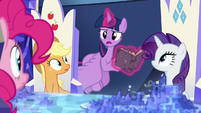 "Twilight ""was for the Pillars to take him there"" S7E25"