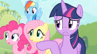 Twilight '...in the west orchard' S4E07