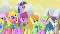 Twilight is eager S1E11