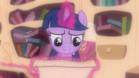 Twilight never able S3E13