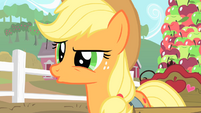 Applejack -This afternoon-- S1E25
