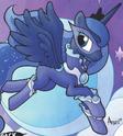 Comic issue 16 Superhero Luna