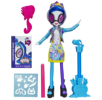 DJ Pon-3 Equestria Girls Rainbow Rocks designing dress doll
