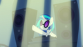 DJ Pon-3 providing beats for the grand opening S6E9.png
