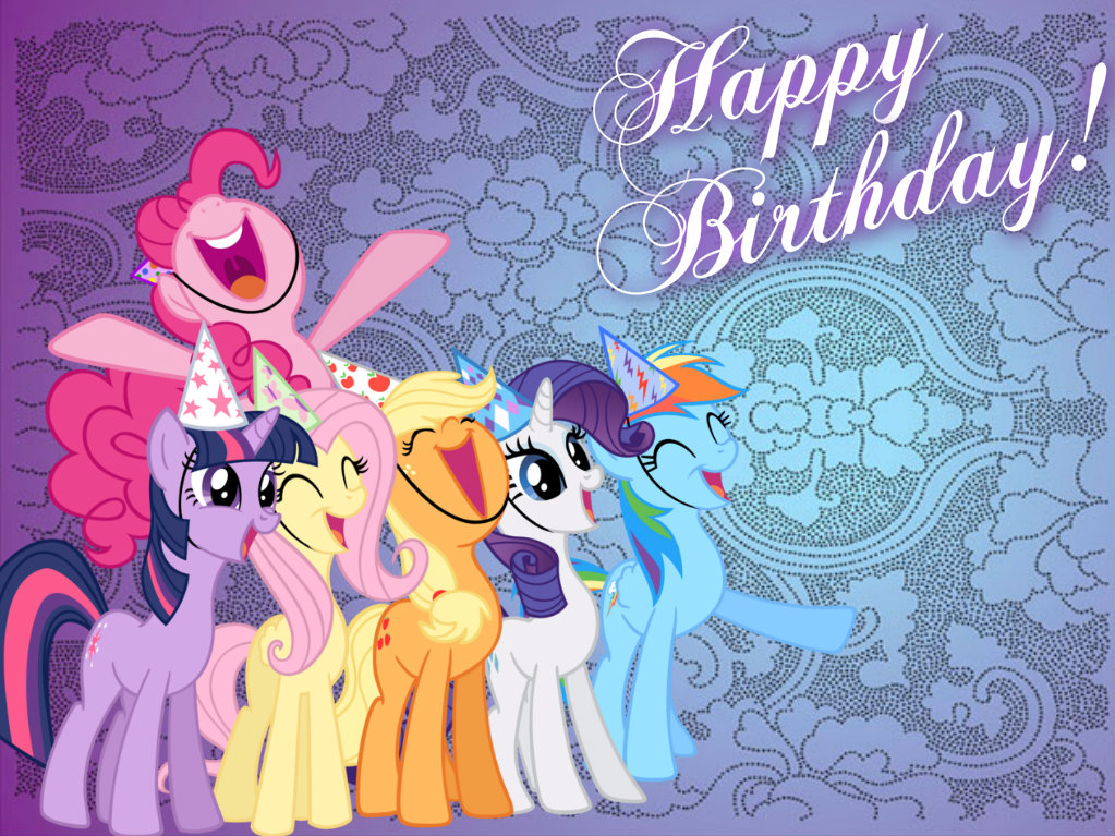 Pony Birthday