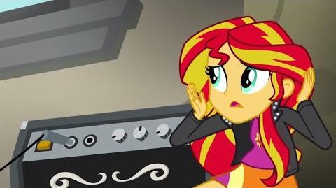 Finnish Equestria Girls Rainbow Rocks Bad Counter Spell HD