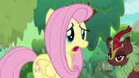 "Fluttershy ""fire is dangerous"" S8E23"