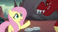 "Fluttershy ""share my creations with everypony"" S9E9"