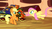 Fluttershy says No to the idea S3E05
