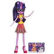 Friendship Games School Spirit Twilight Sparkle doll