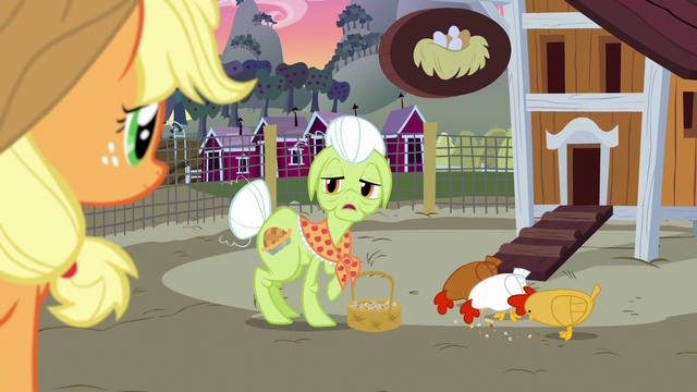 """File:Granny Smith """"where'd you all get to?"""" S7E13.png"""