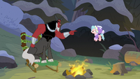 "Lord Tirek ""trying to manipulate me"" S9E8"