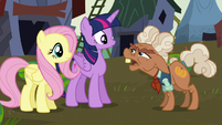 """Ma Hooffield """"we don't have a friendship problem"""" S5E23"""