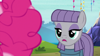 """Maud """"obviously passionate about exotic rocks"""" S7E4"""