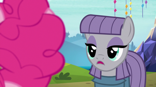 "File:Maud ""obviously passionate about exotic rocks"" S7E4.png"
