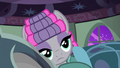 Maud Pie lying in Pinkie Pie's bed S7E4.png