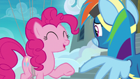 "Pinkie Pie ""I know I didn't have to"" S7E23"