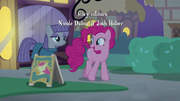 "Pinkie Pie ""your hilarious delivery"" S8E3"