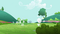 Pinkie Pie and clone zoom off S3E3.png