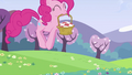 Pinkie Pie hopping with basket S2E03.png