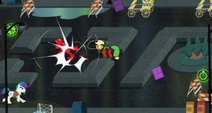 Power Ponies Go - Mare-velous gameplay 1
