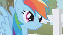 Rainbow Dash -don't you see, Twilight-- S1E03