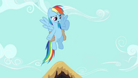 Rainbow Dash -should've hosted the Games- S03E12