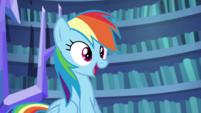 Rainbow Dash -srsly-- S5E21