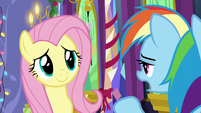 Rainbow apologizes to Fluttershy MLPBGE