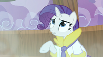 Rarity 'at the spa together' S6E10