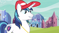 Shining Armor I'm surprised S3E12