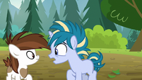 "Skeedaddle ""what if I get a cutie mark in it?!"" S7E21"