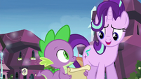 Starlight --when were you going to tell me-- S6E1