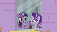 """Twilight """"can't work with a friend on it"""" S9E20"""