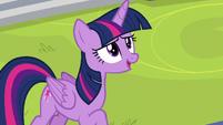 Twilight Sparkle -even better- S8E7